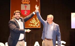 El candidato del PP en Ojós promete luchar contra la despoblación del Valle de Ricote