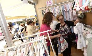 El Mercadillo de las Pulgas abre en Murcia
