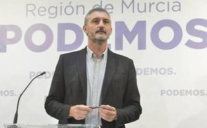 El Constitucional admite a trámite el recurso de Podemos contra la Ley regional de Aceleración