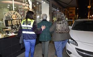 La Policía encontró armas en la residencia de ancianos registrada por presuntos tratos vejatorios