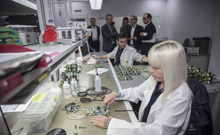 La tecnología agrícola genera ya 2.000 empleos