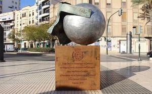 Cs pide al Ayuntamiento que corrija las erratas del monumento al Carnaval de Cartagena