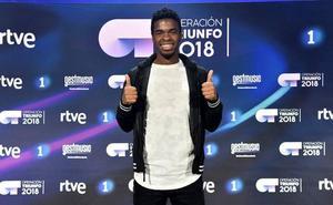 Famous, ganador de 'OT 2018', firmará discos en El Corte Inglés de Murcia este viernes