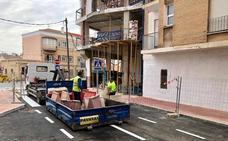 Este jueves se abre al tráfico la nueva vía entre el barrio de El Carmen y el Infante