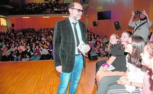 Fernando Lalana: «Me hice escritor de rebote, pero luego descubrí que está muy bien»