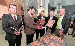 El Paso Blanco presenta el libro del centenario de 'La Oración en el Huerto'