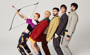 La nueva boy-band favorita