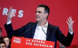 Sánchez aparta a los críticos y diseña un grupo parlamentario a su medida