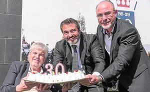 La Marquesa cumple tres décadas de confianza plena
