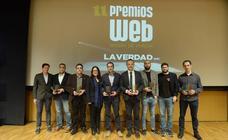 Gala de los XI Premios Web