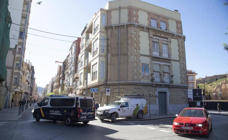 Un juzgado ultima el desalojo de decenas de okupas en las calles San Vicente y Serreta