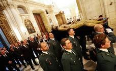 Solemne Vía Crucis presidido por el Yacente