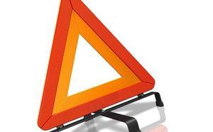 La DGT quiere acabar con los triángulos de emergencia en los coches