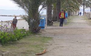 Aprobado el proyecto del paseo marítimo en Los Urrutias
