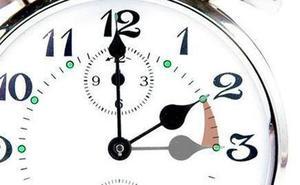 ¿Cuándo cambian la hora? El horario de verano llega pronto