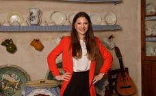 Lucía Garijo Aguilar: «Deberían enseñar las tradiciones en los colegios»