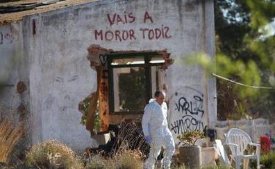 «Vais a morir todos». El trágico presagio escrito en la casa de los niños asesinados en Valencia