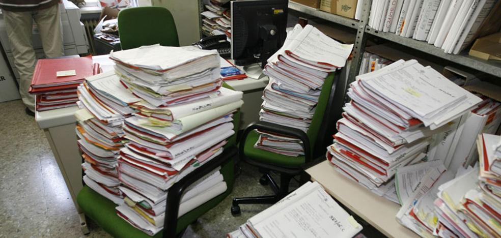 Los juzgados de lo Civil de la Región son los que más tardan de todo el país en resolver los casos