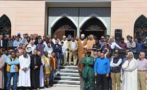 Decenas de musulmanes de Lorca condenan la agresión sexual en San Diego