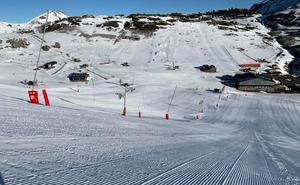 Astún y Candanchú siguen conquistando el Pirineo Aragonés