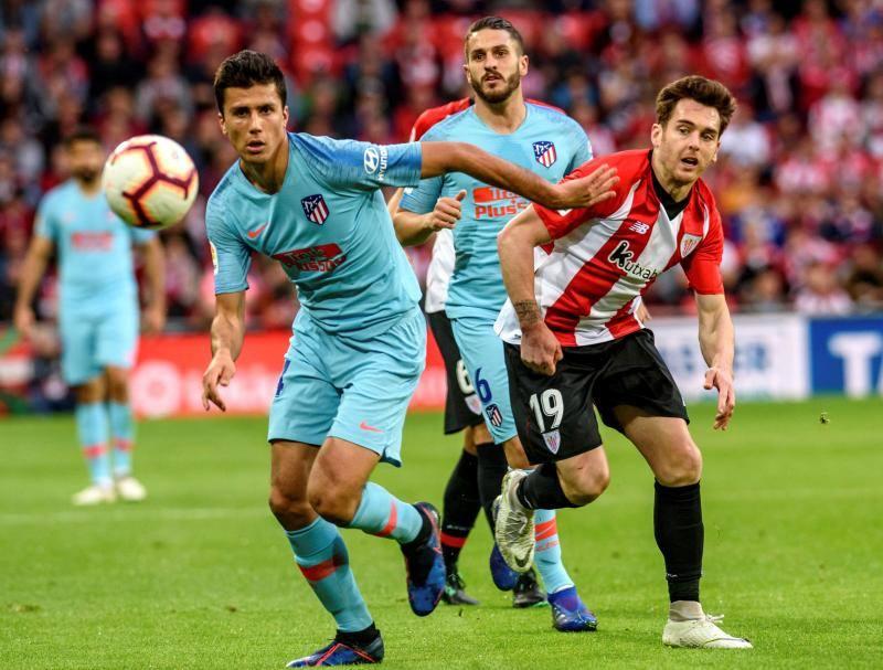 El Athletic de Garitano deja sin Liga a un Atlético alicaído