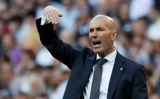Vuelve la flor de Zidane