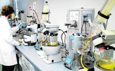 El sector químico regional dispara casi un 25% su actividad en tan solo un año