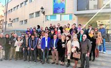 Instalan murales en Molina para fomentar la concienciación social en igualdad