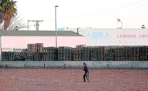 El Supremo ordena pagar 400.000 euros a los afectados por la fábrica de asfaltos de San Pedro
