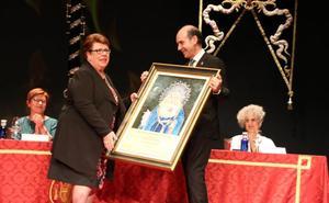 María Pla, una nazarena con todos los honores