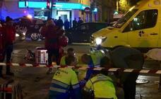 Fin de semana negro en Cieza con cinco accidentes de tráfico