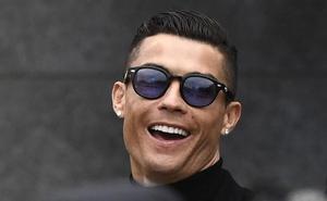 Cristiano Ronaldo, ni un pelo de tonto