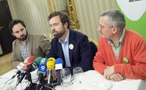 Vox plantea ilegalizar a Podemos por no defender la unidad de España ni renunciar al marxismo