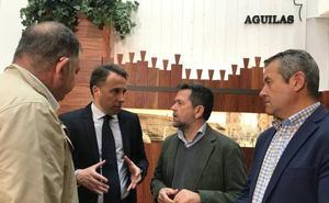 El alcalde de Lorca defiende el Tajo-Segura y la interconexión con otras cuencas como principal motor de desarrollo