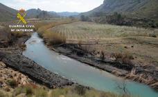 Investigan a dos personas por un incendio forestal que afectó a Moratalla y Hellín