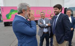 López Miras: «El TS no habla del Trasvase Tajo-Segura, al que no vamos a renunciar»