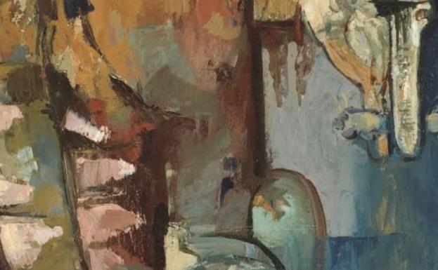 'Molina Sánchez y la Neofiguración'