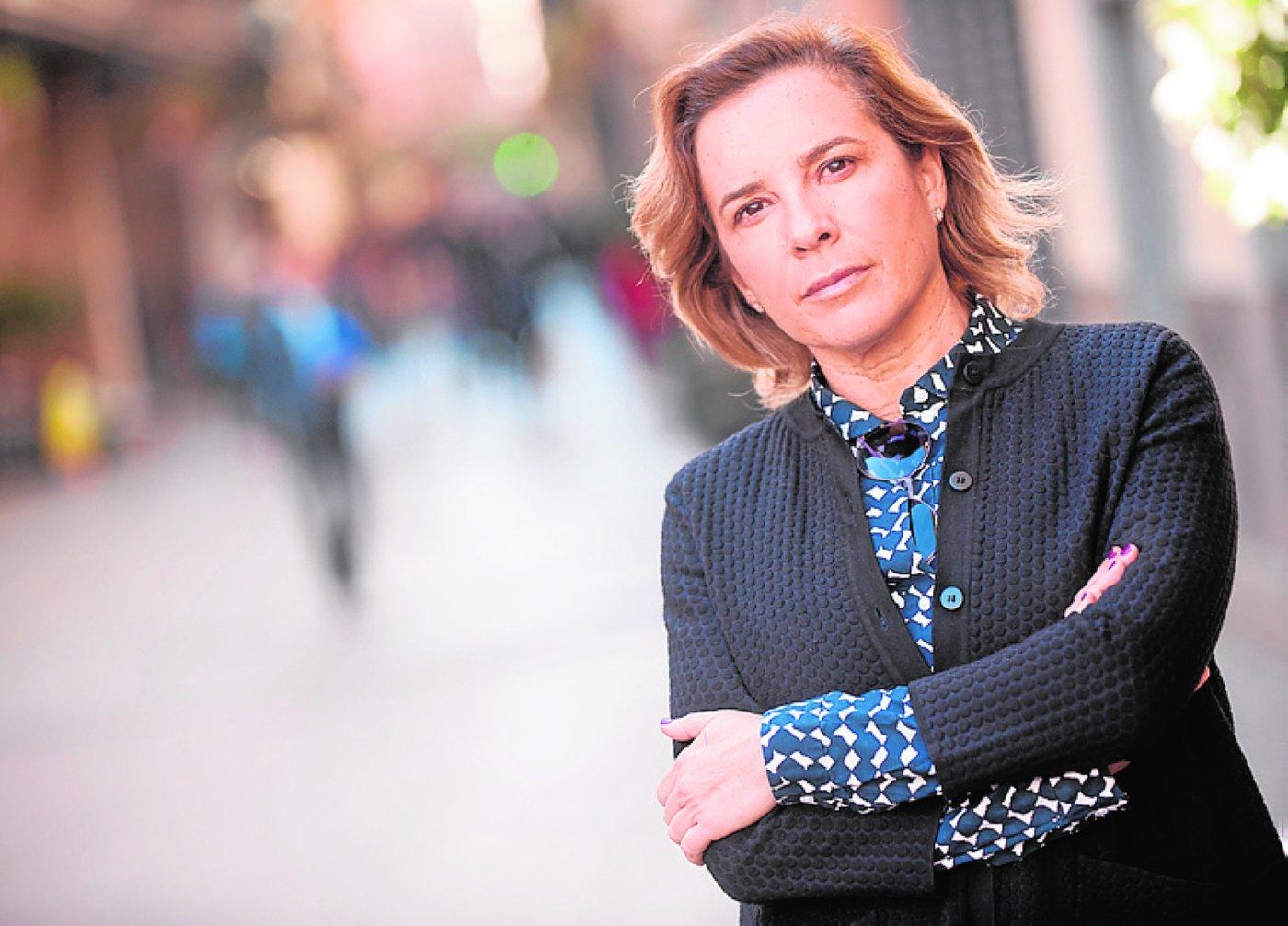 Adela Martínez-Cachá: «Un periódico es un ejemplo perfecto del fruto del trabajo en equipo»