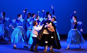 El primer musical sobre la figura de Salzillo reúne a 125 bailarines en el Auditorio