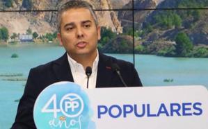 PP: «Cada vez que gobierna el PSOE se cuestiona el Tajo-Segura»