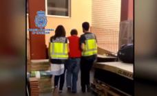Detenido en Almería un fugitivo británico buscado por 53 presuntos delitos sexuales sobre varios familiares