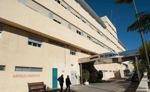 Encuentran el cadáver de un hombre en un aseo del Hospital de Molina