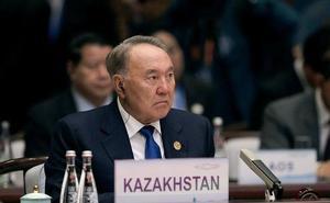 Dimite el presidente de Kazajstán tras 30 años al frente del país