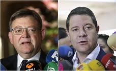 Ximo Puig pide prudencia a García-Page en relación al Trasvase Tajo-Segura