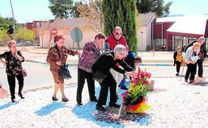 Homenaje a las víctimas jumillanas de los campos nazis