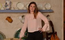 Silvia Vives García: «En mi peña he conocido el folclore y la gastronomía murciana»