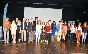 Reconocimiento para los alumnos más brillantes de los institutos de la Región