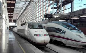 El segundo tren híbrido con Madrid circulará una semana antes de las elecciones de mayo