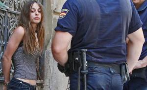El impactante vídeo del momento en el que la Guardia Civil encontró a la madre de los niños asesinados en Godella