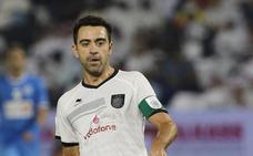 Xavi es convocado por Cataluña tras el veto de Valladolid, Rayo y Huesca
